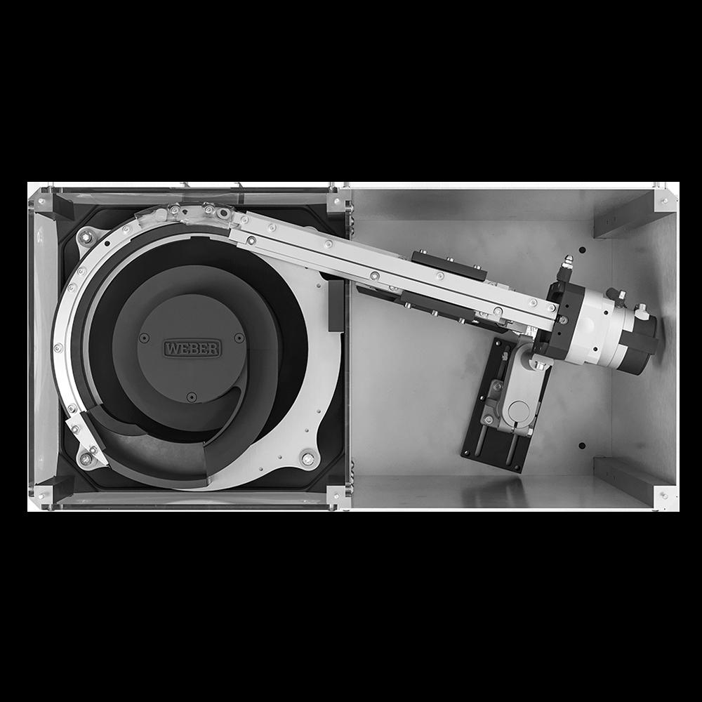 Bowl feeder ZER WEBER 05 SW CAD