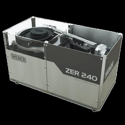 Bowl feeder ZER for complex parts WEBER 02 CAD