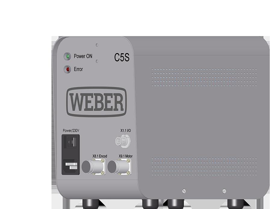 工艺控制器 C5S WEBER
