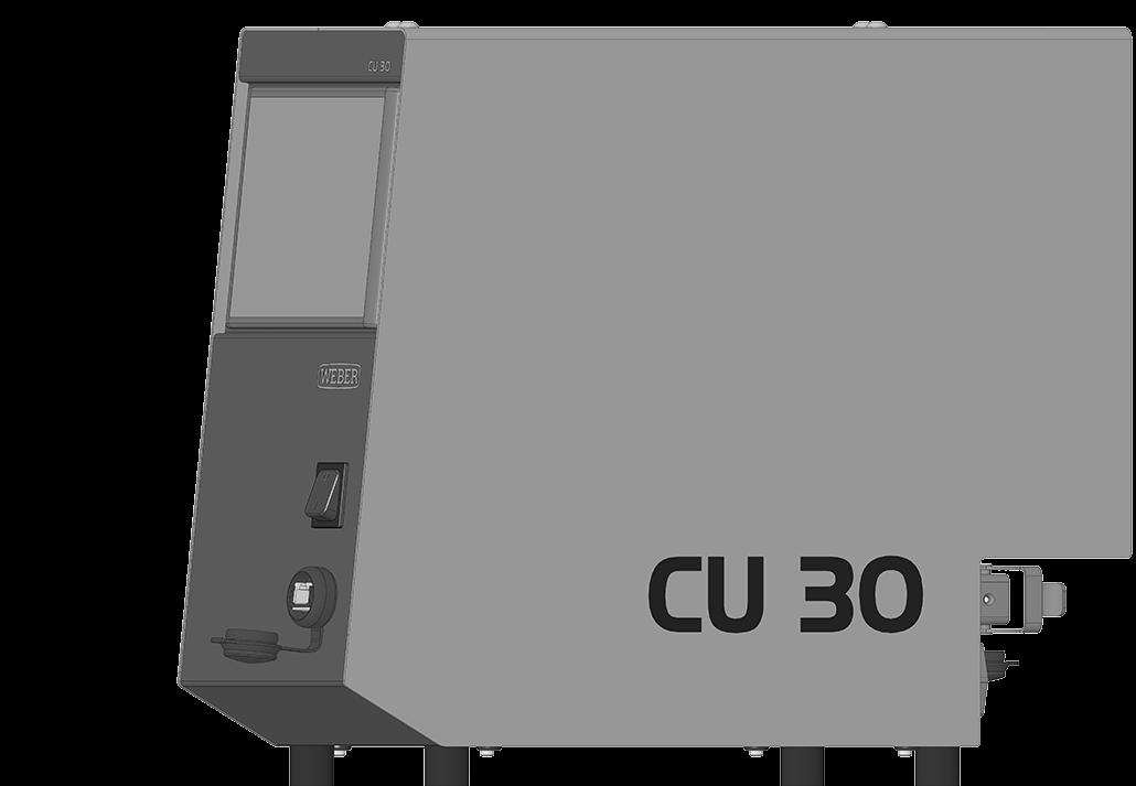 流程控制器 CU30 WEBER CAD