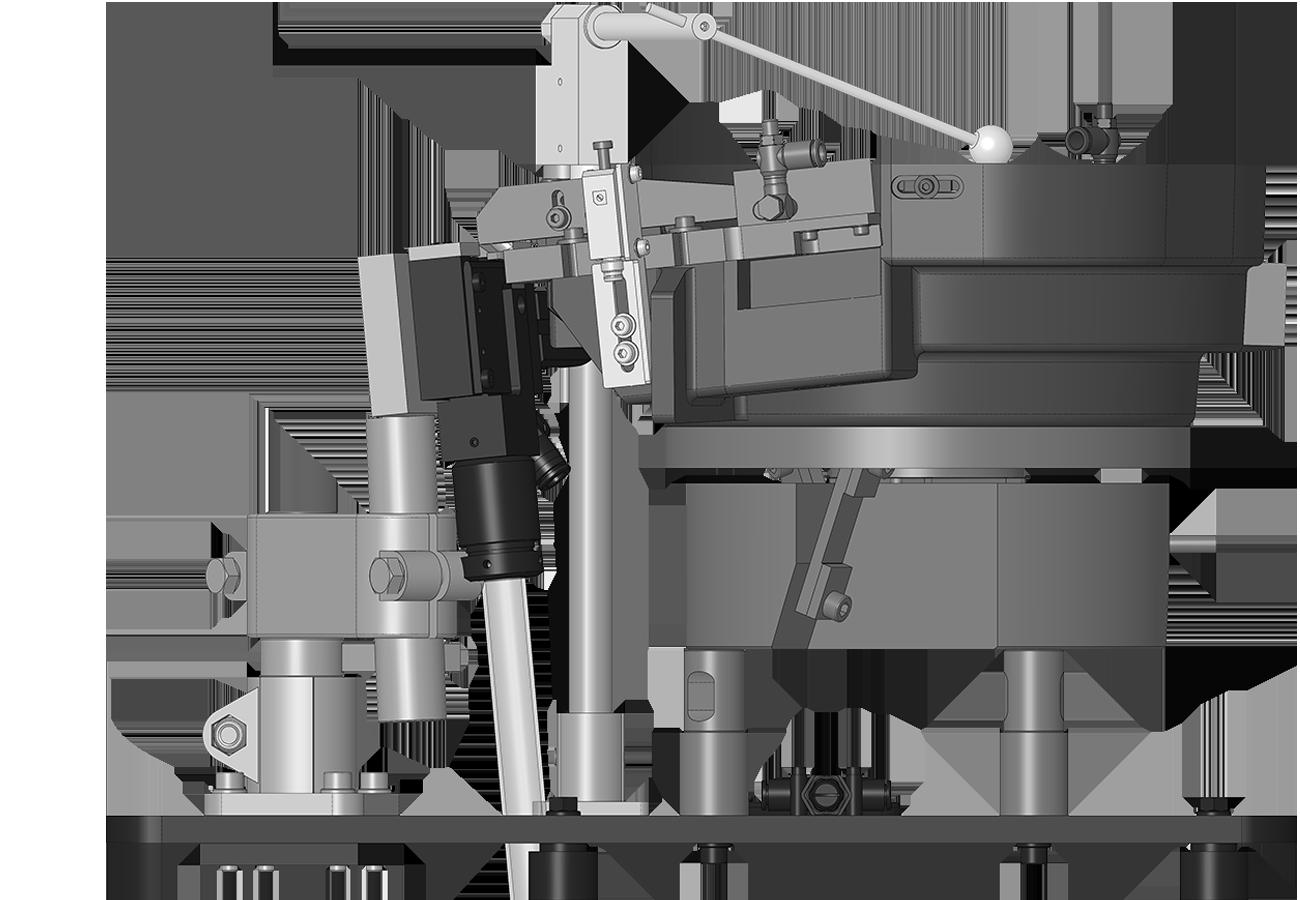 振动涡旋输料器 ZEB WEBER