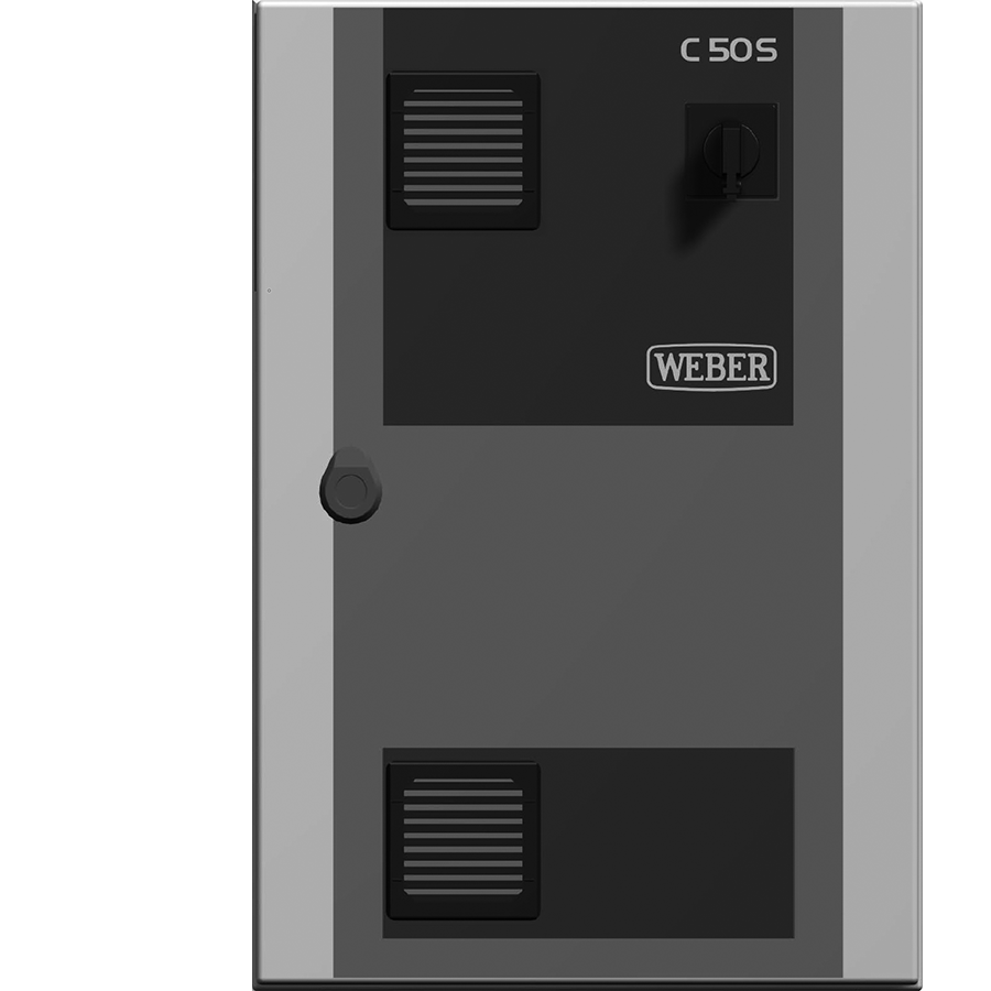 工艺控制器 C50S WEBER