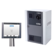 工艺和流程控制器 C50S WEBER with display