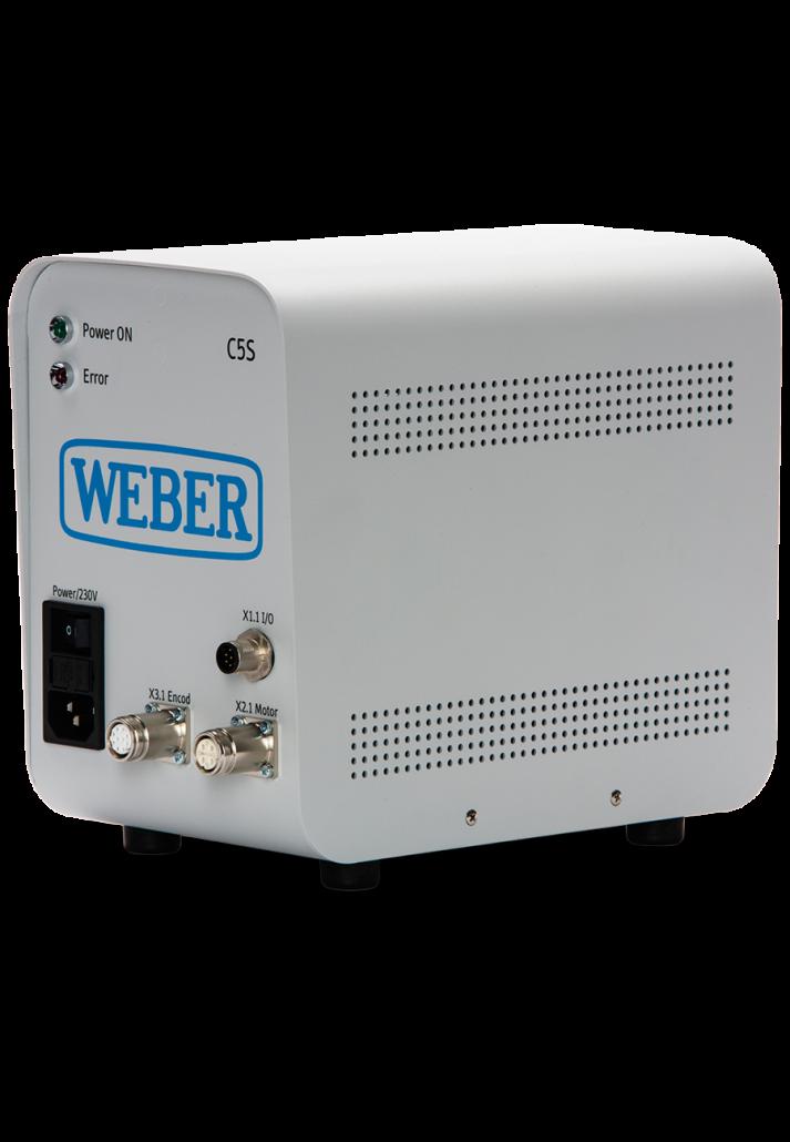 WEBER 工艺控制器 C5S