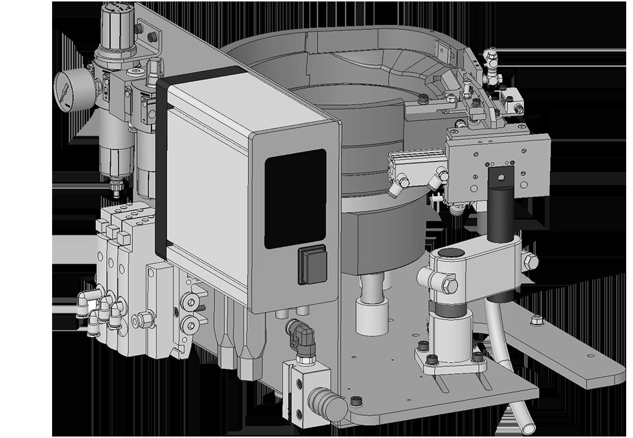 流程控制器 C10 / C15 WEBER CAD